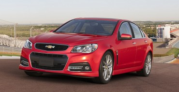 Updates for the 2015 Chevy SS Are, In a Word, Awesome