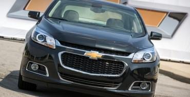 2014 Chevy Malibu Overview