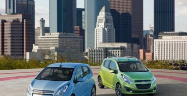 2014 Chevy Spark EV Overview