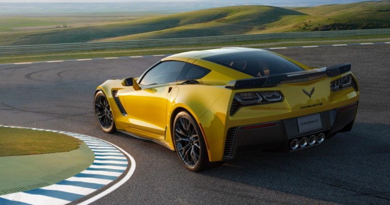 The Big Nasty: 2015 Chevrolet Corvette Z06 Announced at 2014 NAIAS