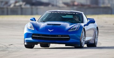 Chevy Announces Performance Data Recorder for the 2015 Corvette Stingray