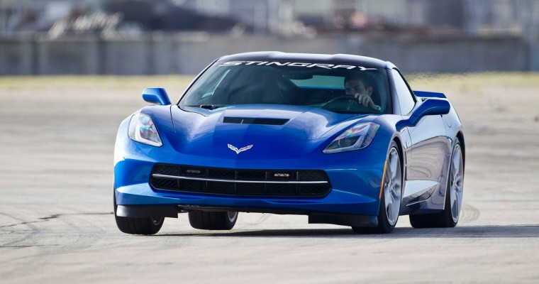 Chevy Announces Performance Data Recorder for the 2015 Corvette Stingray