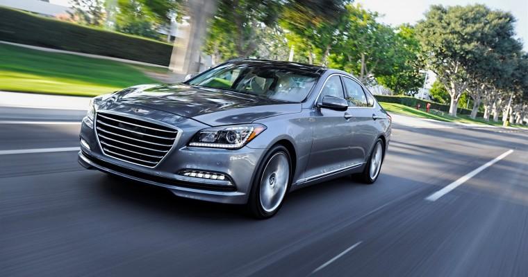2015 Hyundai Genesis: Next Generation Sedan Boasts Upgrades and Firsts
