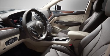 Interior Appointments in Lincoln MKC Exemplify Commitment to Quality