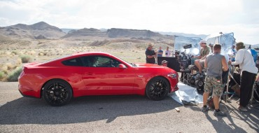 2015 Mustang in Need For Speed Adds to Pony Car's Silver Screen Legacy