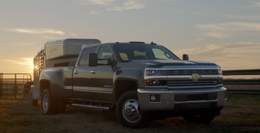 Chevrolet Sales Up 3.8% in February Behind Silverado, Colorado