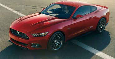2015 Mustang Power Numbers: 310 for EcoBoost, 435 for GT