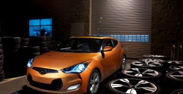 2013 Hyundai Veloster Wins Polk Automotive Loyalty Award