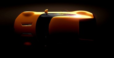 Kia GT4 Stinger Concept Teaser Made Us Love Mondays