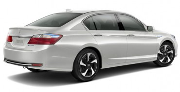 2014 Honda Accord Plug-In Overview