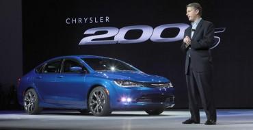 2015 Chrysler 200 Sedan at 2014 NAIAS: Beauty More than Skin Deep