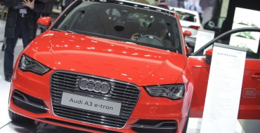 Audi NAIAS Display: Our First Stop