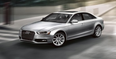 2014 Audi A4 Overview