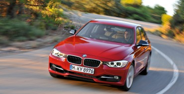 BMW Global Sales Achieve All-Time Record Total in 2013
