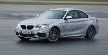 BMW Autonomous Driving Assistant System Lets an M235i Drift Itself