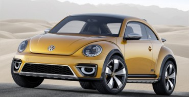 Volkswagen's Beetle Dune Concept at 2014 NAIAS: Lynch or Jodorowsky?