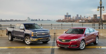 2014 Impala, Silverado Win Cars.com Best Car and Best Pickup of 2014