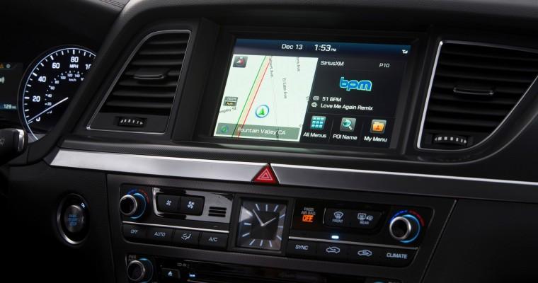 Blue Link Earns Engadget Best Automotive Electronics Product Award Nom