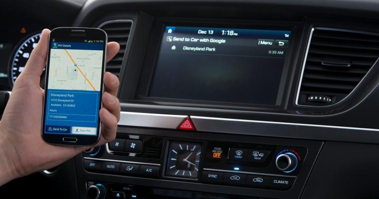 2015 Genesis Sedan Wins Best Car Tech Award From PCWorld and TechHive