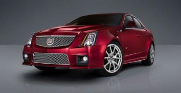 2014 Cadillac CTS-V Sedan Overview