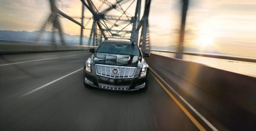 2015 Cadillac XTS Sedan Model Overview