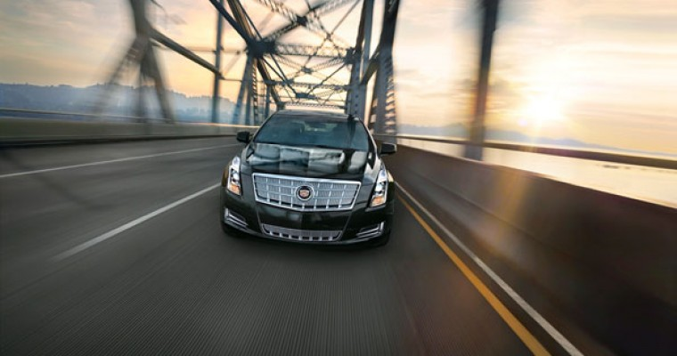 2015 Cadillac XTS Makes Edmunds Editor's Six Top Used Cars List