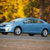 """Toyota """"Limited Service Campaign"""" Addresses Concerns about Camry Hybrid Braking System"""