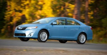 "Toyota ""Limited Service Campaign"" Addresses Concerns about Camry Hybrid Braking System"