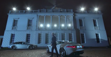 Jaguar's Super Bowl Commercial Brits the Spot