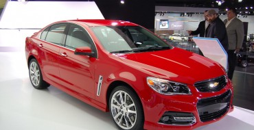 PREVIEW: New 2015 Chevy SS Colors Include Jungle Fever Green