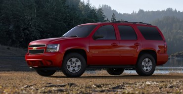 2014 Chevy Tahoe Overview