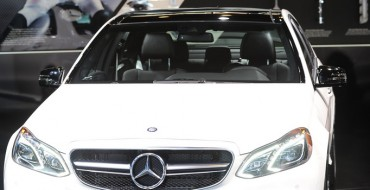 April Sales for Mercedes Are Best in Company History