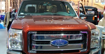 Ford U.S. Sales Up Slightly in November Thanks to Trucks, Vans