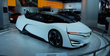 Honda NAIAS Display: Bringing Back the Fit
