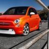 2014 Fiat 500e Overview