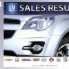 GM Global Sales For 2013 Total 9.7 Million Vehicles
