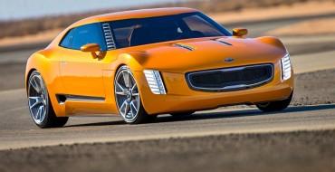 Kia GT Concept Production Delayed Until 2017