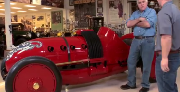 Leno Drives the 1910 Buick Bug on New Episode of Jay Leno's Garage