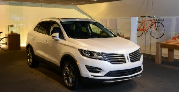 Lincoln NAIAS Booth Uses Shinola, Dwell to Draw Product Parallels