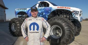 Mopar Muscle Monster Truck Stampedes into Monster Jam Series