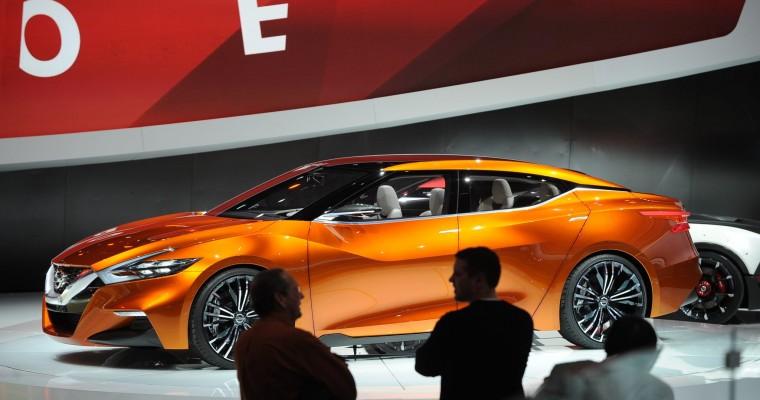 Nissan Media Event Confirms New Titan, Maxima for Detroit Auto Show
