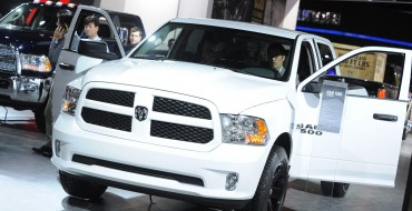 Ram Outsells Silverado For First Time in 15 Years
