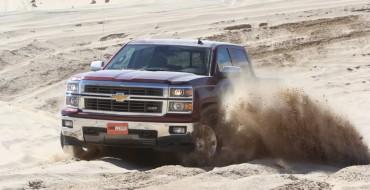 Four Wheeler magazine's 2014 Pickup Truck of the Year – the Silverado