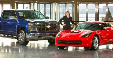 Stingray, Silverado Win 2014 North American Car and Truck of the Year