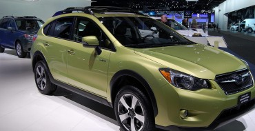 2014 Subaru XV Crosstrek Overview
