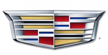 New Cadillac Crest Dumps the Wreath for More Streamlined Look