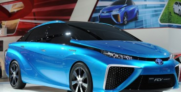 Toyota NAIAS Display: At Long Last