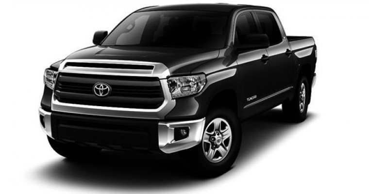 Toyota Tundra and Tacoma Pickup Sales Increase in 2013