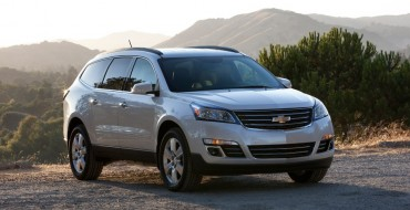 2014 Chevy Traverse Overview