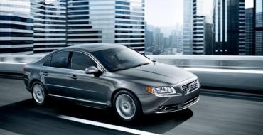 IIHS Names 2014 Volvo S80 Sedan a Top Safety Pick+